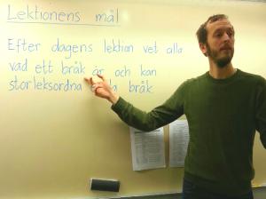 Lektionens mål