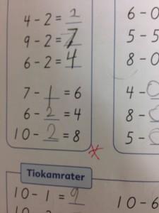 bild matematik utelämnad faktor