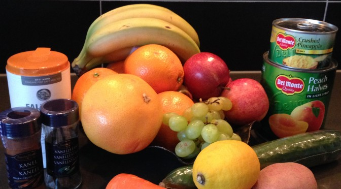 Fruktsallad som undervisningsmetod?