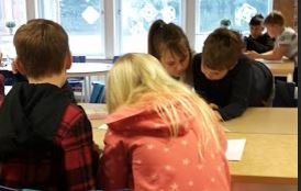 Samarbete i klassrummet