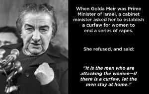 golda curfew