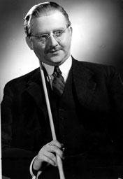 Stig Järrel i filmen Hets av Ingmar Bergman från 1944.