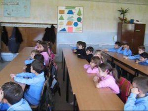 Lektion i skolan