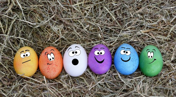 Hönan, ägget och lösningen…